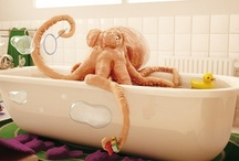 Octopus Bath