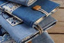 Kankaasta tehtyjä - Made of fabric / Kankaasta tehtyjä pikku juttuja - Little things made of fabric