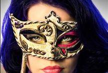 Masks / by Sue Lucas