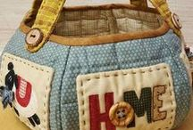 Patchwork & Sewing / Patchwork and neddle-work projects