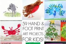 Handcrafts4Kids / Projects to do with your kids and/or for your kids