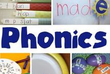 Phonics & Literacy / Sites and exercises to practise English Phonics with your kids and teach them literacy skills