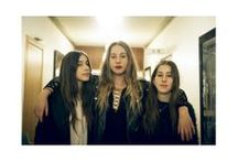 What I love about HAIM / Rockin' sister that gonna rockin' yo' playlist