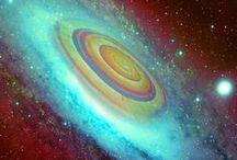 universe, planets
