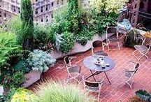 HOME-balcony garden