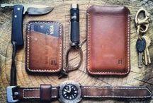 men's wallets / wide range of desinger leather wallets