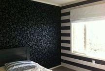 Black & White Wallpaper