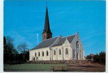 Pauluskerk Baarn / Ansichten van de Paulus kerk op de Brink Baarn