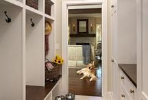 Welcome Mud! Great and Functional, Remodeled Mudrooms / Mudrooms remodeled by Revision LLC