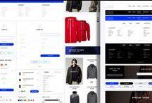 UI & UX kits / UI and UX design elements