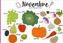 En novembre / Au coeur de l'Automne...