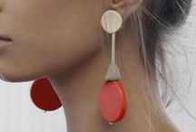 [my favorite accessory] / If you ever want to buy me a gift, earrings are the perfect thing!