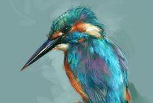 Colored Pencil! / by Gail Wien J.