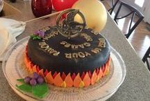 Let Them Eat Cake! / Cake baking, decorating, ideas / by Denise Creel