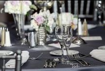 Hyatt McCormick Weddings / We're not just a convention hotel!  Take a look at some of the beautiful weddings we've hosted in our Prairie and Regency Ballrooms!  Our professional staff will assist arranging all your needs from linens, flowers, AV, and more!