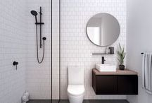 Bathrooms & Showers / A range of beautiful and bespoke designs to inspire your own remodelling decisions.