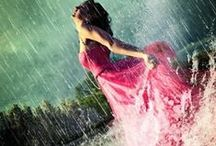 Dance in the rain / by Kayla Griffin