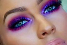 Maquillaje  / Maquillajes que me Encantan, Diferentes, Especiales  y Maravillosos..!!