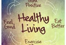 Healthy Living / Tips and tricks to lead a healthy lifestyle. / by Hair2wear