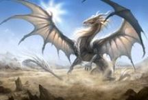 Dragons & Fantasy ☼ / Art depicting Dragons and other fantastical creatures. #Dragon #Fantasy #AEvermore