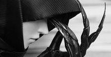 L'Ange écarlate - personnage de Dominatrice / Voici un aperçu de mes goûts personnels, d'images qui me plaisent ou me représentent. Pour en savoir plus sur moi, http://alire.com/Romans/Citeinterieures.html
