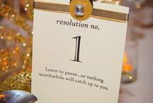 New Year's Resolutions 2015 / by Hair2wear