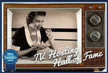 Mrs. Smith's TV Mom Hosting Hall of Fame / Here's to the TV moms who always know how to create the warmest of welcomes!  / by MRS. SMITH'S® Pies