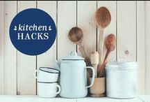 Some of Our Favorite Kitchen Hacks /   / by Mrs. Smith's Pies