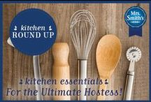 Kitchen Essentials / by Mrs. Smith's Pies