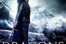 The Goddess Prophecies Series / Night Goddess | The Fall Of Celene | Storm Holt | Demon Spear | Dragon of the Dawn Bringer | Raven War  #EpicFantasy #Heroine #Goddess #Magic #Dragons