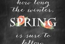 Welcome Spring! / by Mrs. Smith's Pies