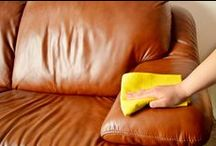 Upholstery Cleaning / Clean up those treasures you find in the thrift store or Habitat Store!