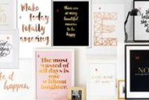 HOME | Accessories / Home accessories and DIYs