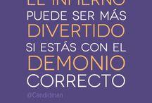 Frases en Español / Frases bellas, inspiradoras, curiosas, divertidas , curativas y motivantes