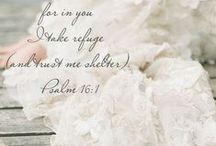 His Beloved Bride / His Love for His Bride