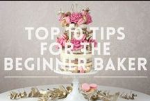 Baking Tips / Discover how to make perfect #cakes with our series of tips, tricks and advice on #cakedecorating!