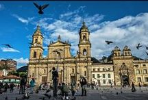BOGOTA city / Little hints and tips about travel and staying, dining and partying in the capital of Colombia - Bogota.
