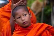 monaci  buddismo nel mondo