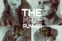 The Maze Runner / ... and The Scorch Trials, and The Death Cure