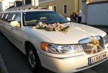 Limousinen & Strechlimousinen / Zur Hochzeit mit der Limousine bzw. der Strechlimo. Wir verraten dir die besten Anbieter im deutschsprachigen Raum.