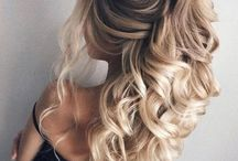 all about hair. / ideas for styiling my hair.