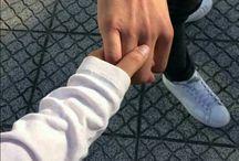 R O M A N C E / cute relationship photos u can watch when ur single af.