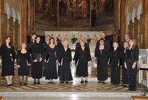 Piemonte in... Canto (2012) / Concerto presso la chiesa parrocchiale di San Pietro di Asti, 1 settembre 2012, ore 21 (Photo by Valter Barbero e Giorgio Valle)