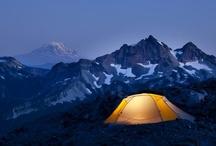 Tent-ations / tents, shelters, bivouacs and hammocks / by Tito Trueba
