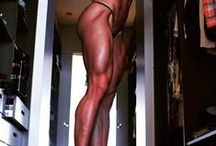 Quads Hams Calves & of course Glutes! / Leg Development