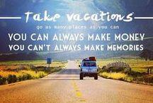 Adventure - destinations & quotes / my dream places