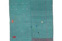 Tela desensamblada/ Deconstructed cloth / Me encantan los textiles rotos que reusan ser descartados, esta es la historia de las mujeres que cosieron y bordaron y asi se expresaron creativamente.