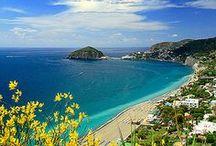 Le spiagge e le baie di Ischia