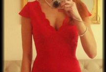 Lil Red Dress / Dead Red!