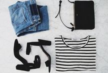 Basically  / A collection of basics & staple pieces.  / by Winnee